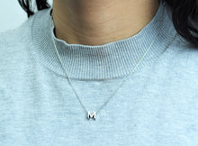 Load image into Gallery viewer, Monogram Charm Necklace
