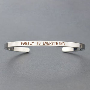 Big Sister Little Sister Engraved Cuff Bracelet Sisters Bracelet Silver Rose Gold Family Bracelets Bangle Daughter Mom Dad Gifts