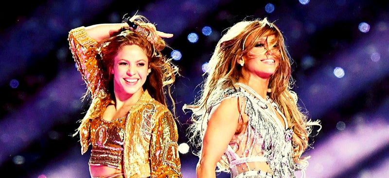 jennifer lopez shakira superbowl 2020