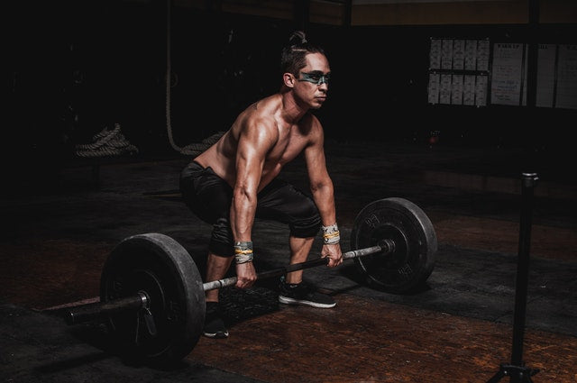 how to lift weights keepingzen 1