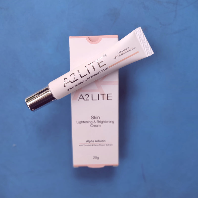 A2Lite Skin Lightening And Brightening Cream 20g - Keeping Zen