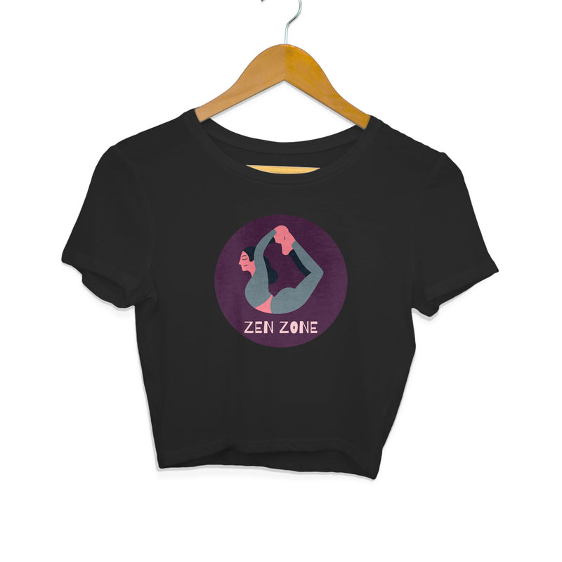 Zen Zone Crop Top