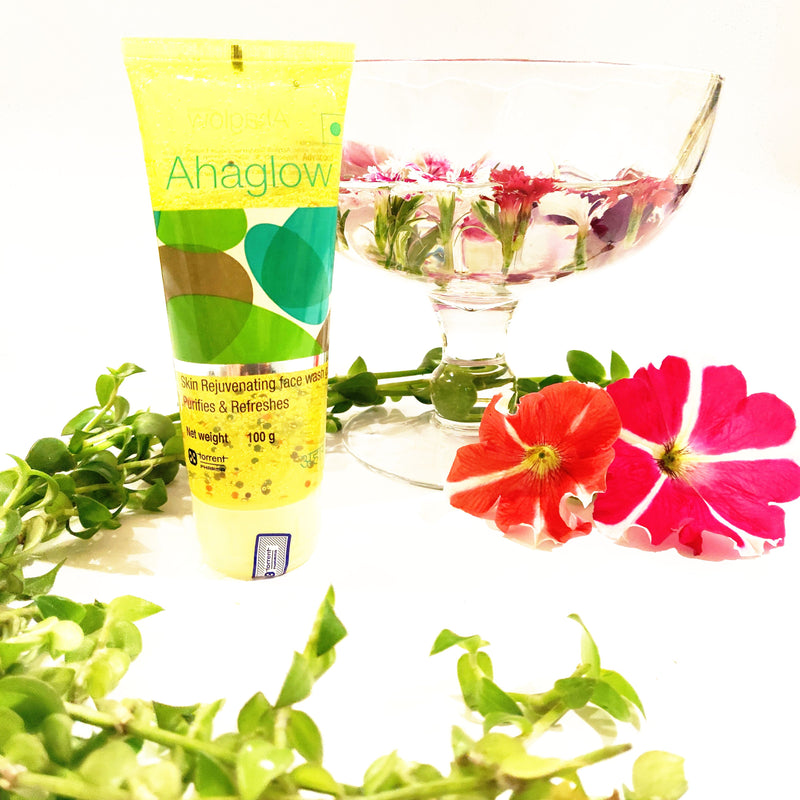 Ahaglow Face Wash Gel 100 g - Keeping Zen