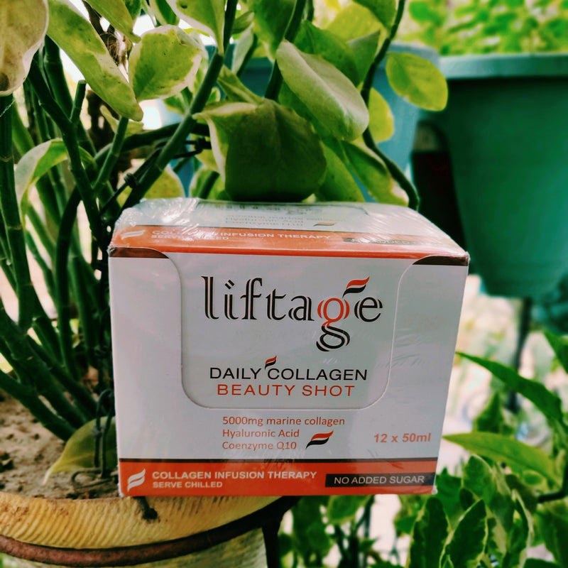 Liftage Daily Collagen BEAUTY SHOTS - Keeping Zen