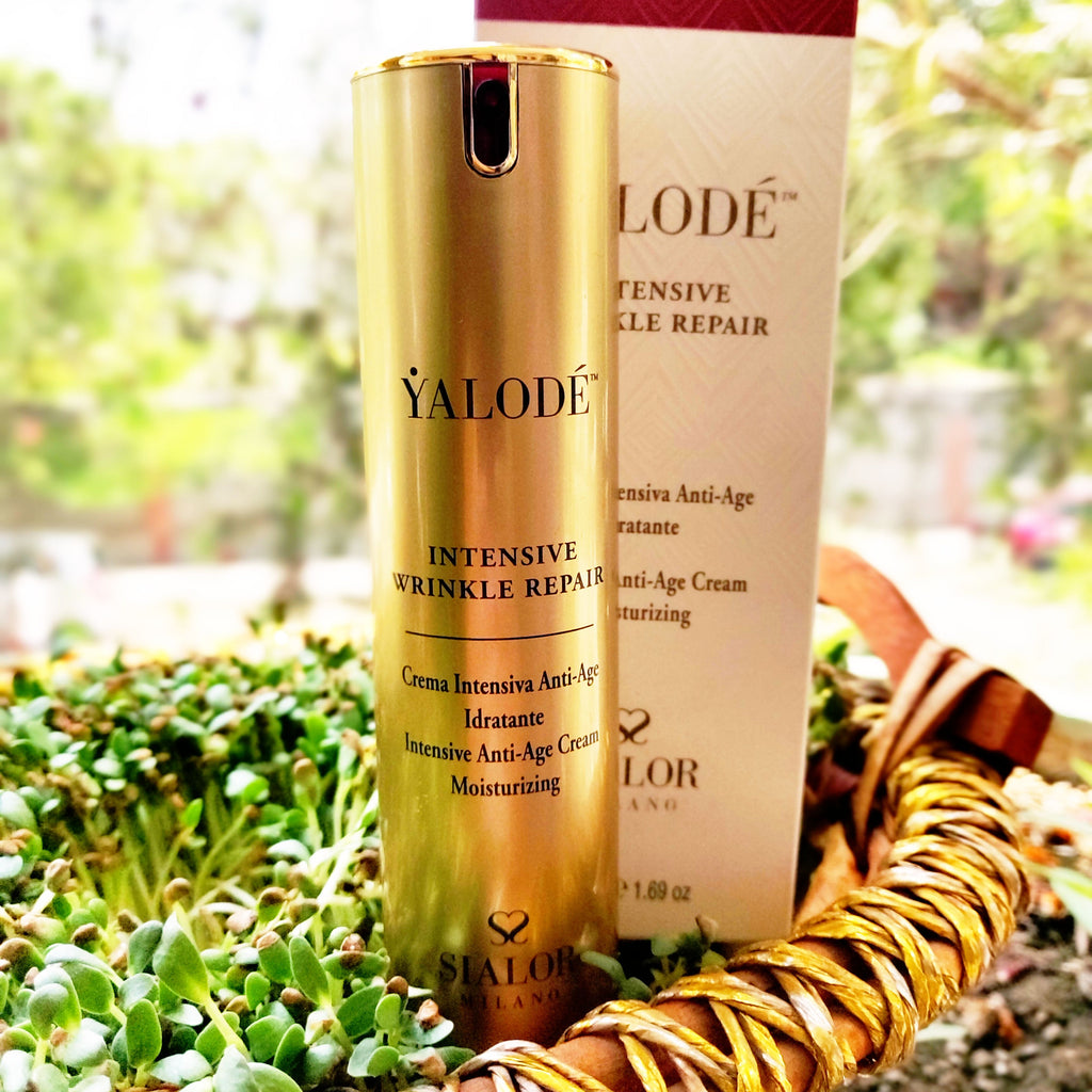 Yalodé Intensive Wrinkle Repair - Keeping Zen
