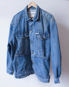 Veste en jean West Valley
