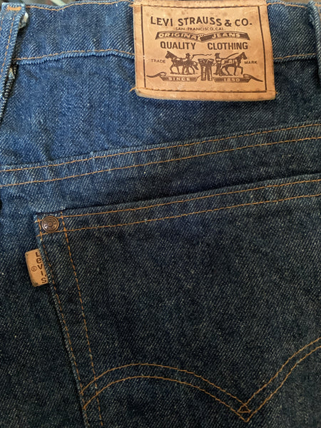 Levi Strauss & co (made in France)