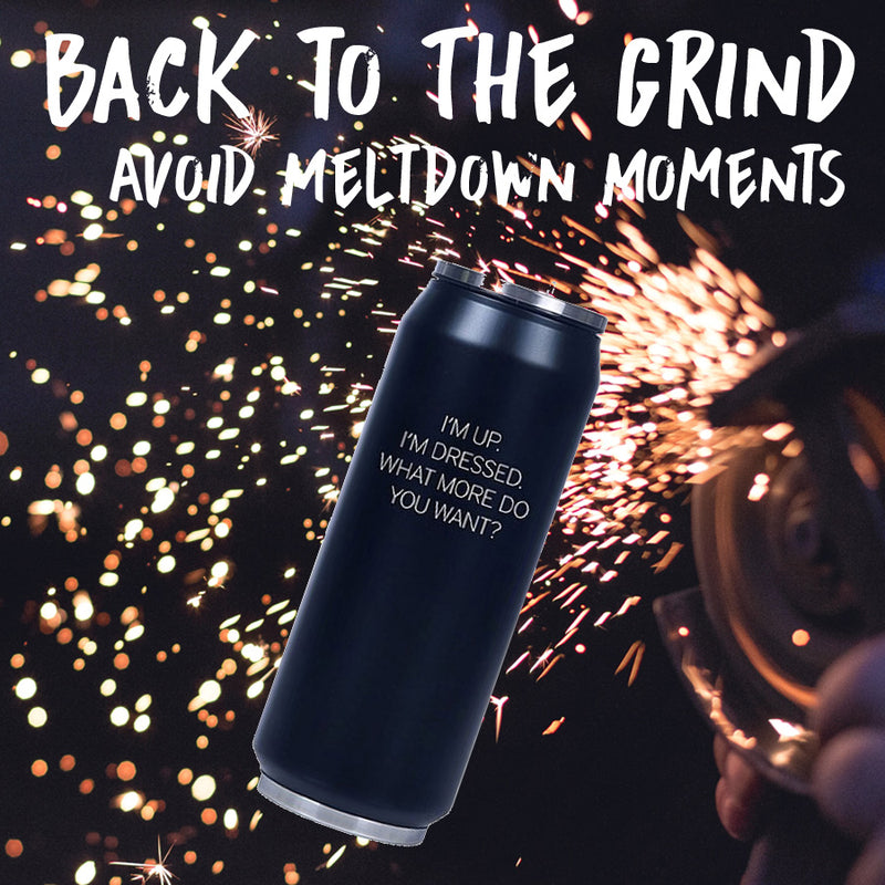 Back to the Grind – Avoid Meltdown Moments!