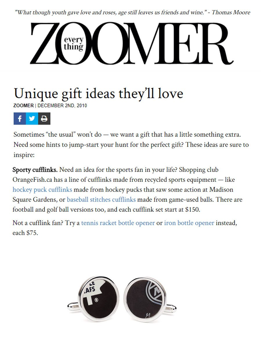 Zoomer Article