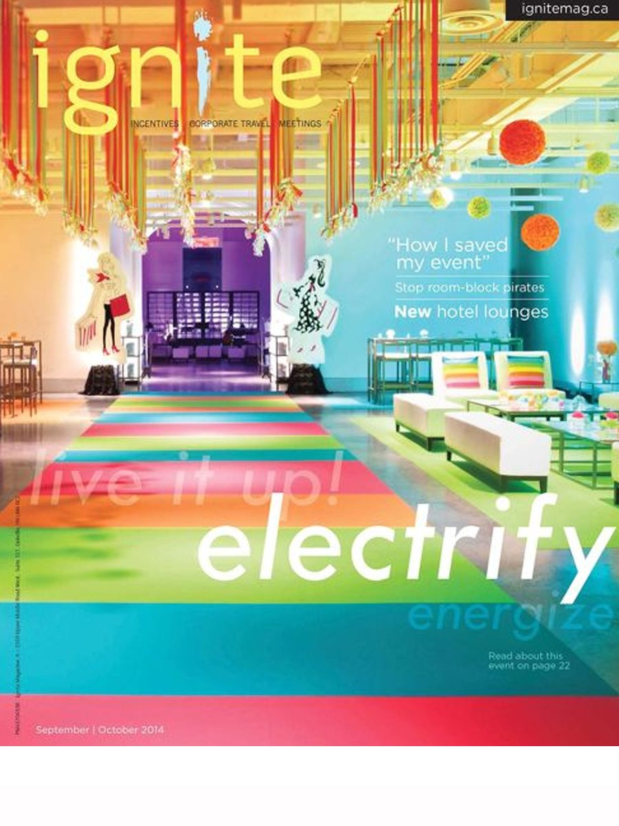 Ignite Magazine - Electify