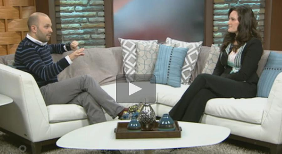 Rogers Daytime TV with Jeff Moore - Running an Online Business & Top gifts for 2015