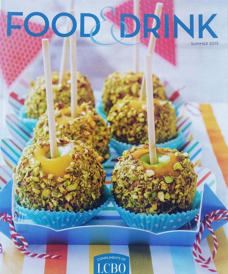 LCBO Food and Drink Aug 2015