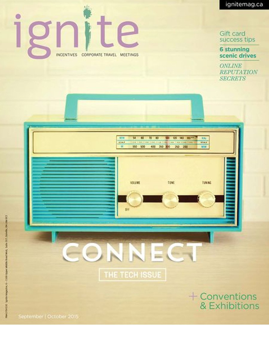 Ignite Magazine - Connect - Sept. 2015