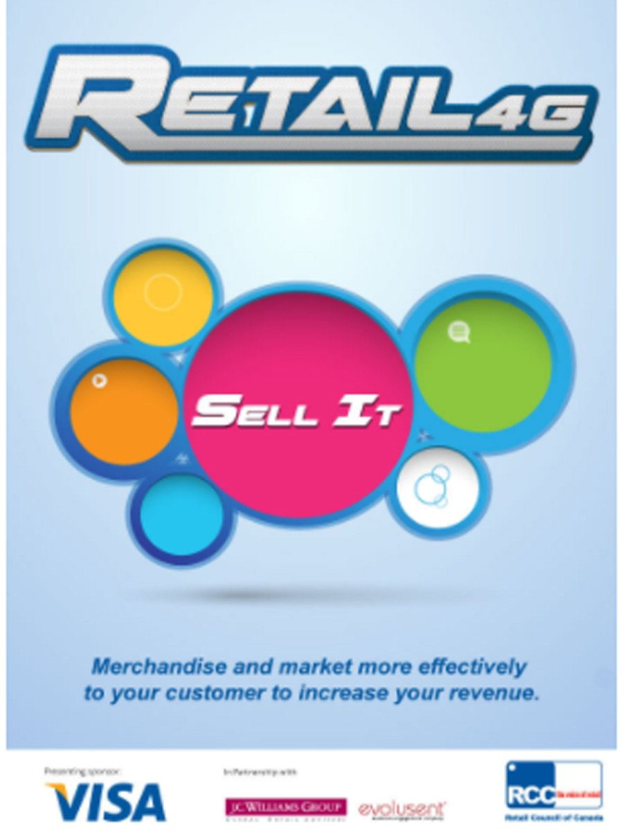 Retail 4G - Sell It<br>Dec. 2015