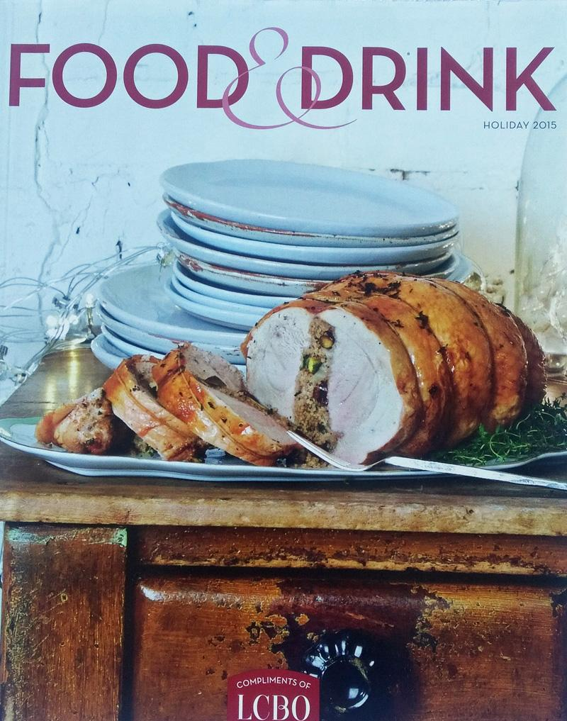 LCBO Food and Drink Dec 2015