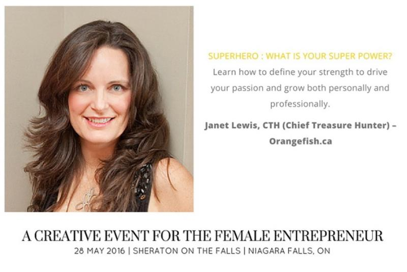 Discover Your Super Power with Janet Lewis