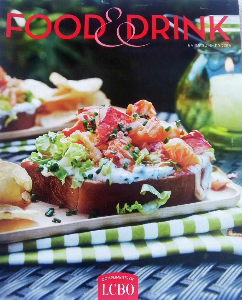 LCBO Food and Drink Magazine June 2016