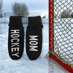 Hockey Mom Mittens