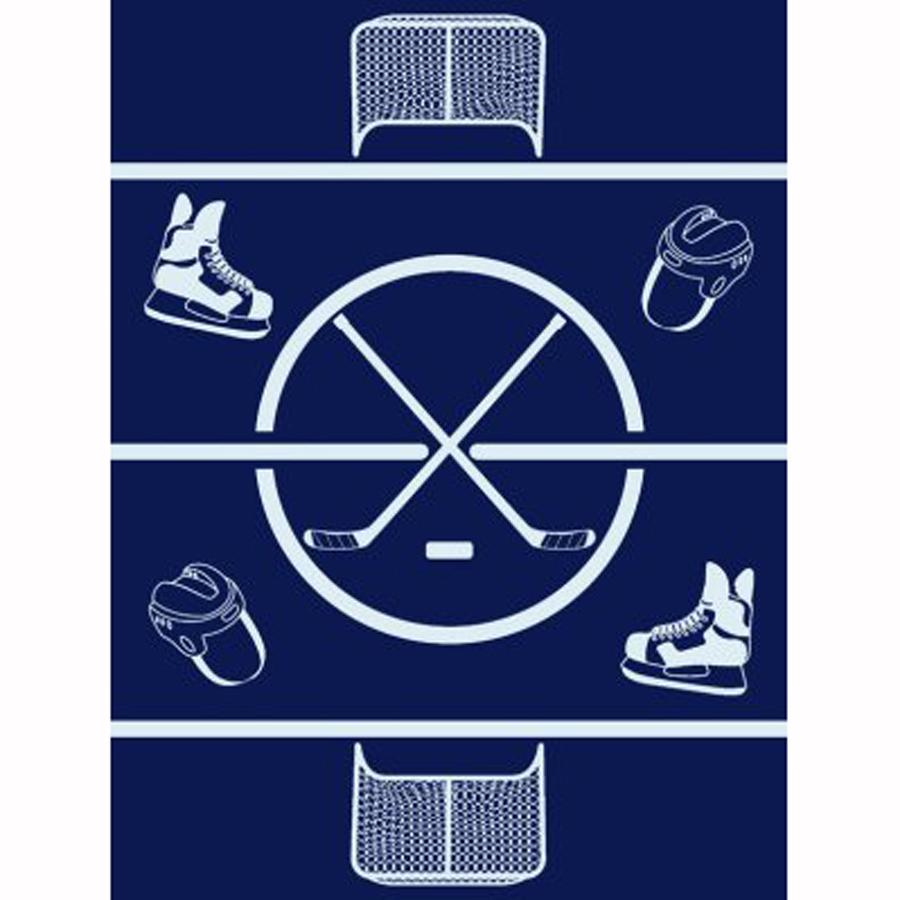 Hockey Power Play Chappy Wrap