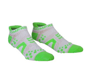 Pro Racing Compression Socks - Run Lo - V 2.0 Green