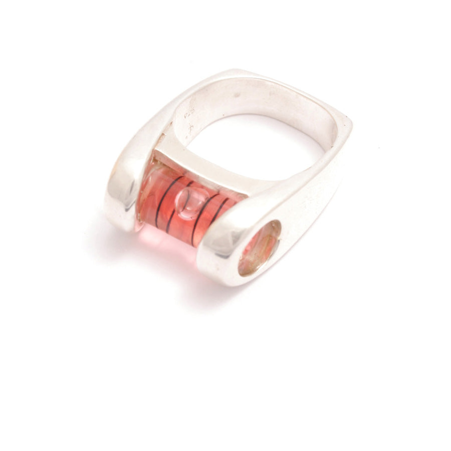 Red A Level Ring