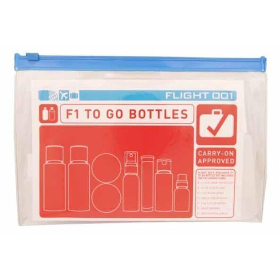 To Go Bottles and Jars