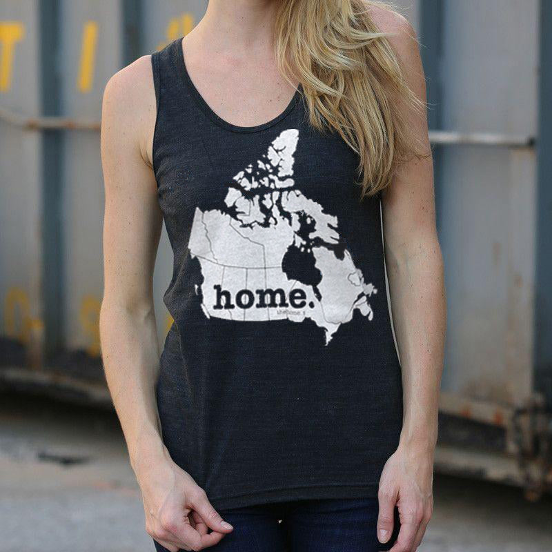 Canada Home T Tank Top