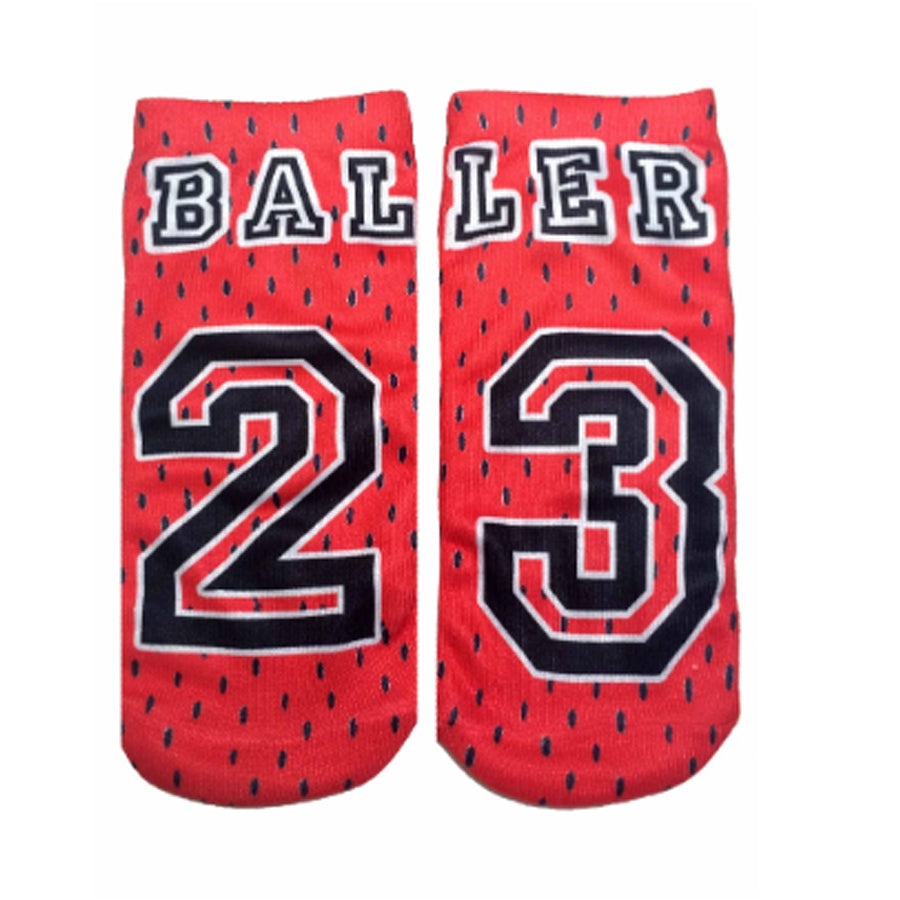 Baller Basketball Socks