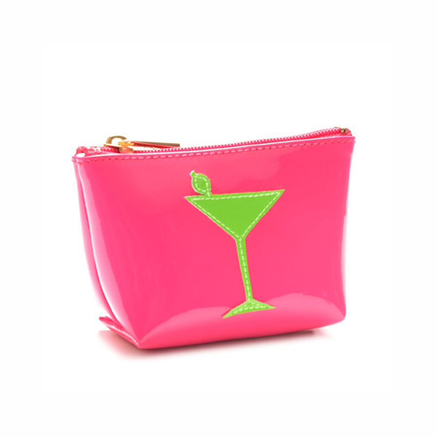 "Pink Martini ""Mini Avery"" Cosmetic Bag"
