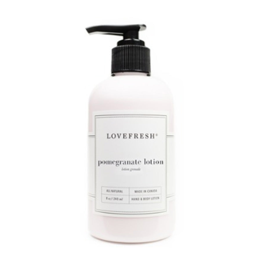 Love Fresh Pomegranate Hand & Body Lotion