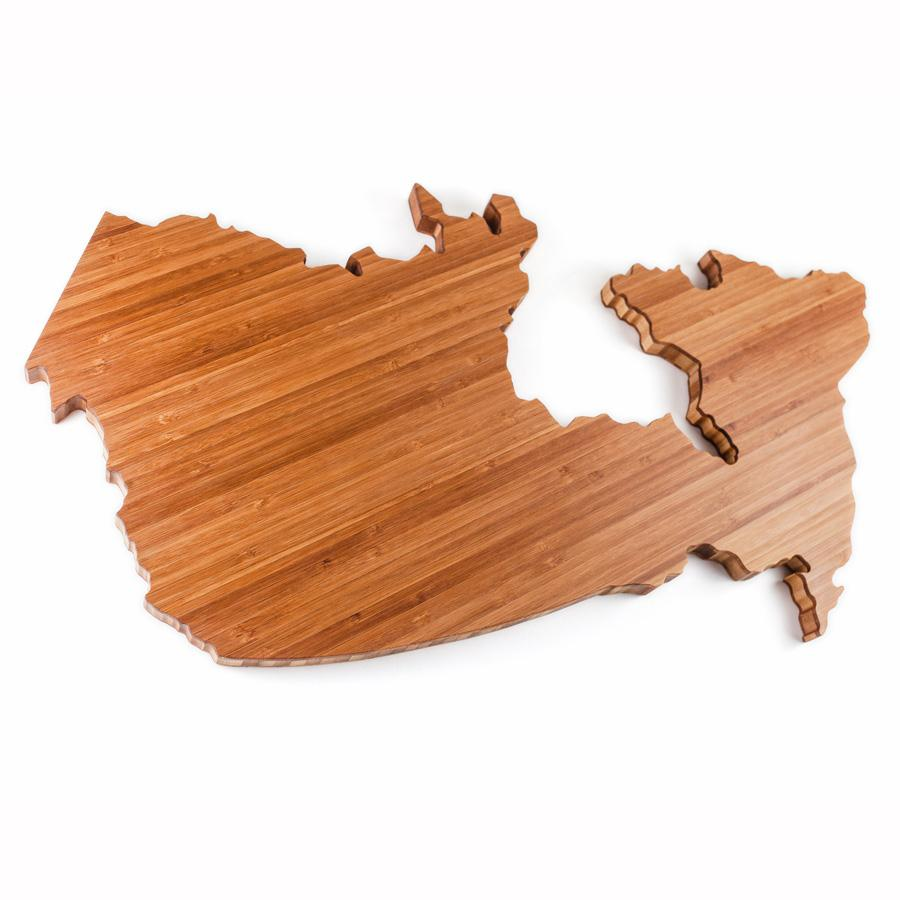 Canadian Serving Board Or Cheese Board