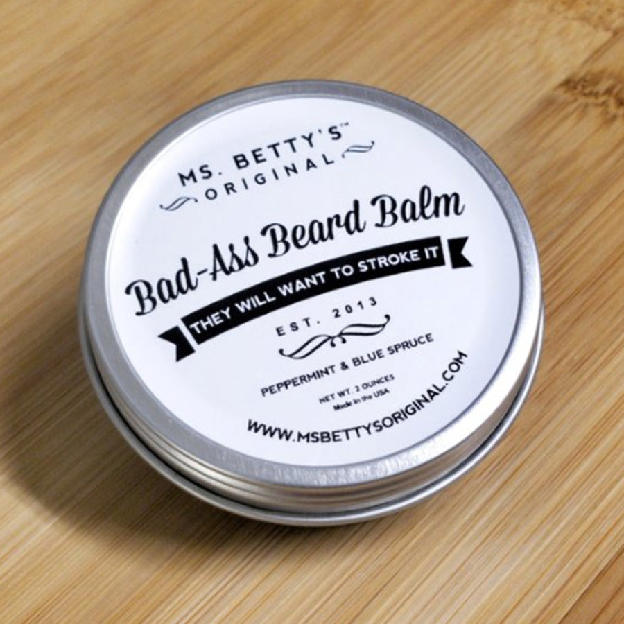 Ms Betty's Bad Ass Beard Balm