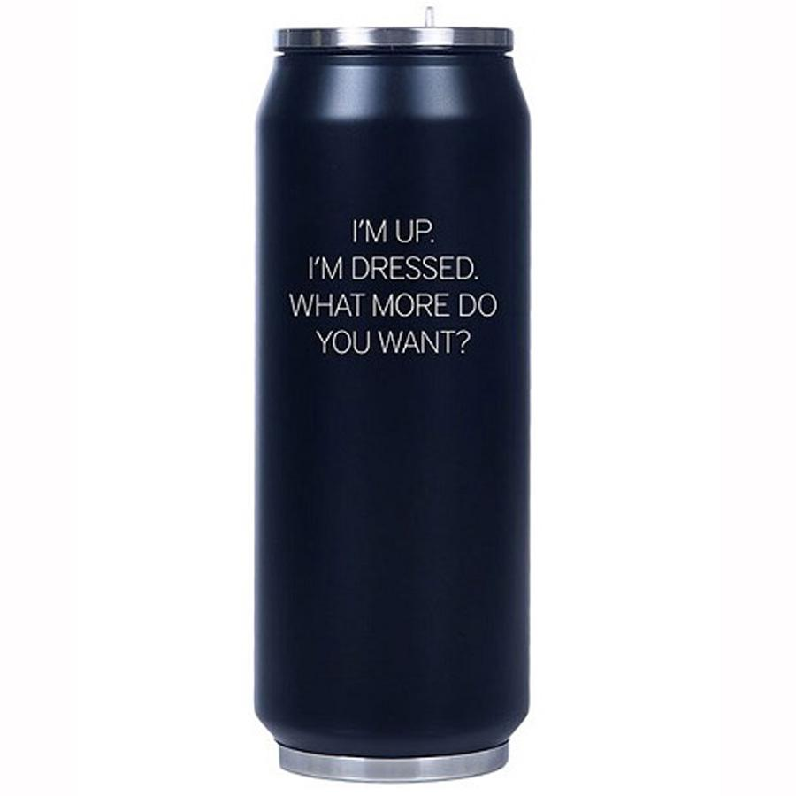 I'm Dressed I'm Up Insulated Water Bottle