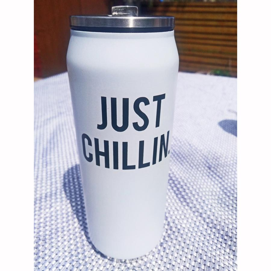 Just Chillin Insulated Water Bottle