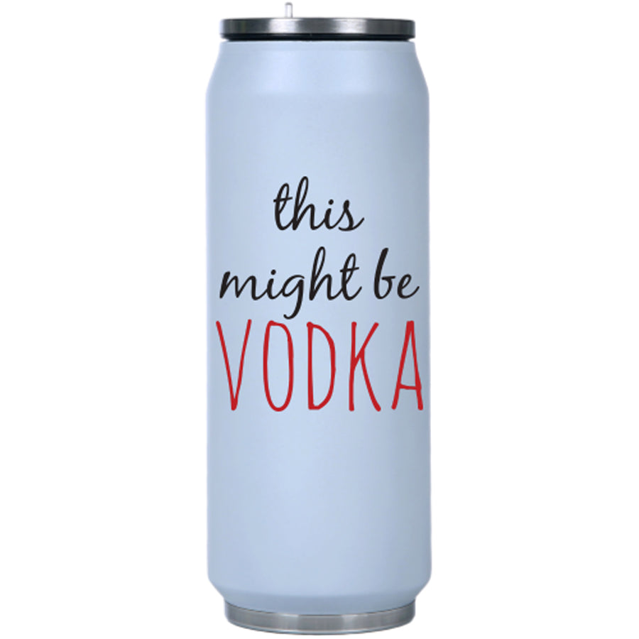 This Might Be Vodka Insulated Water Bottle