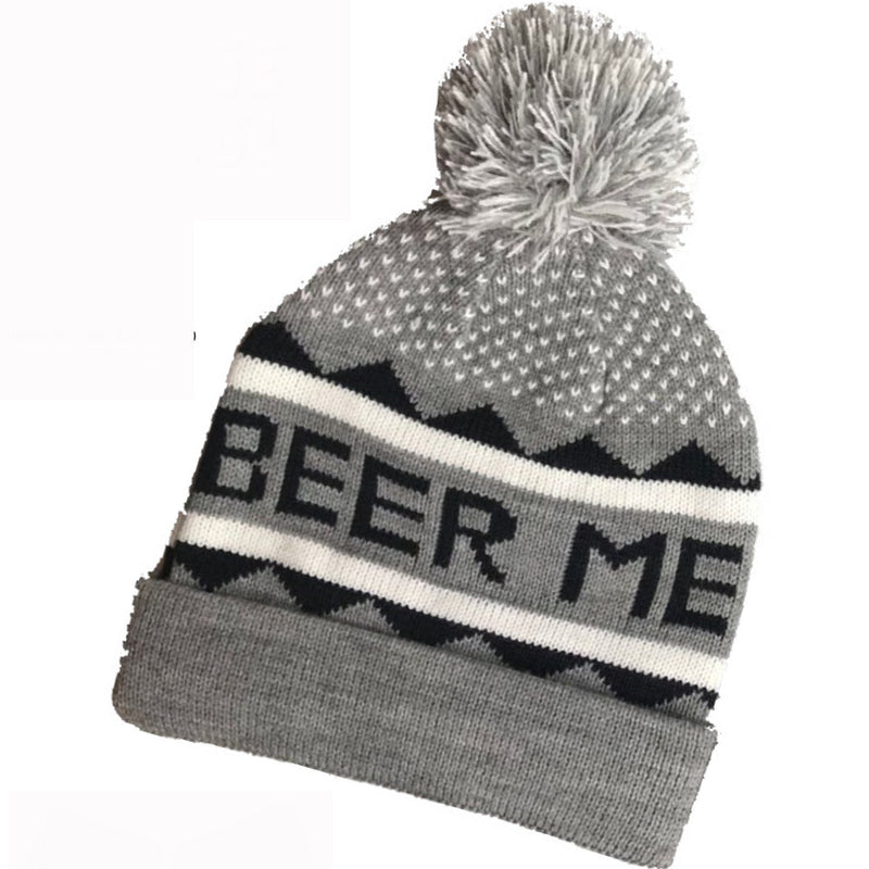 Bring Me Beer Merino Wool Socks
