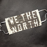 We The North Up Cycled Cotton Face Mask