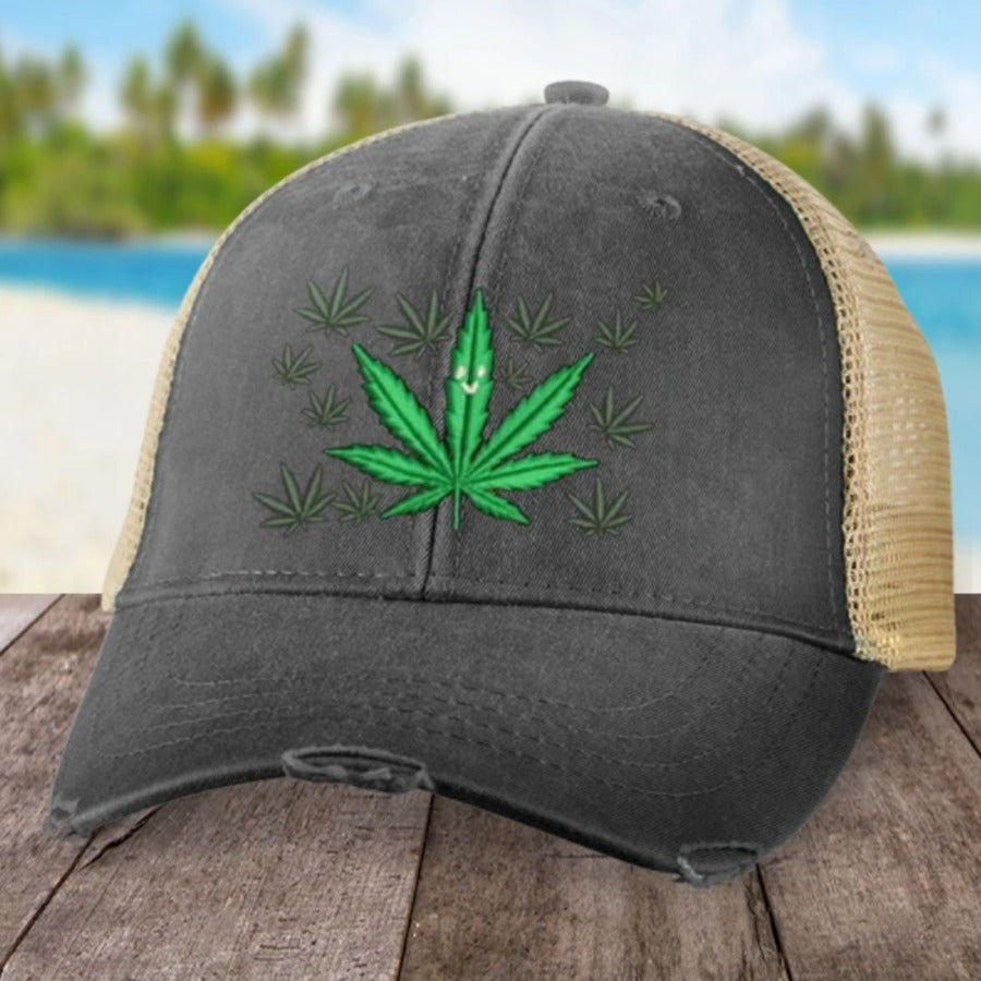 Piper-lou-trucker-Hat-weed-cannabis-Gift-Idea
