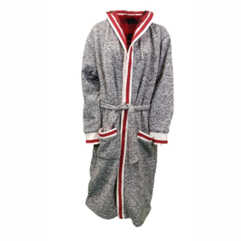 Pook Red Plaid Fleece Onesie