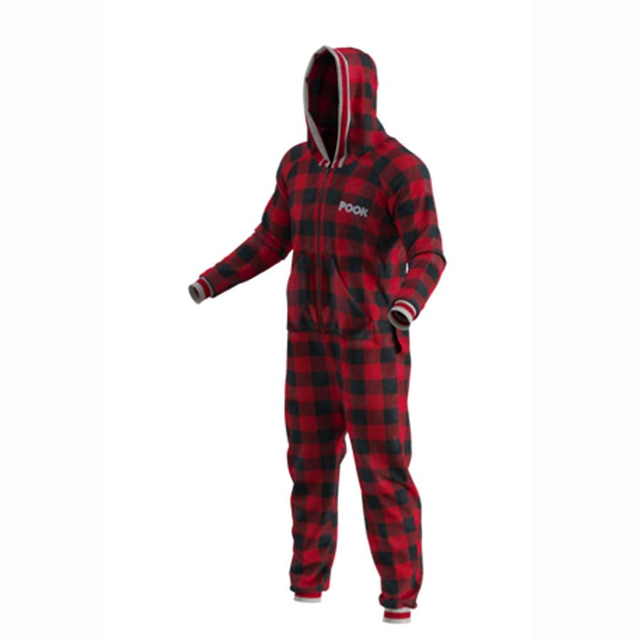 Pook-Onsie-Made-in-Canada-Pink-Plaid-Toronto