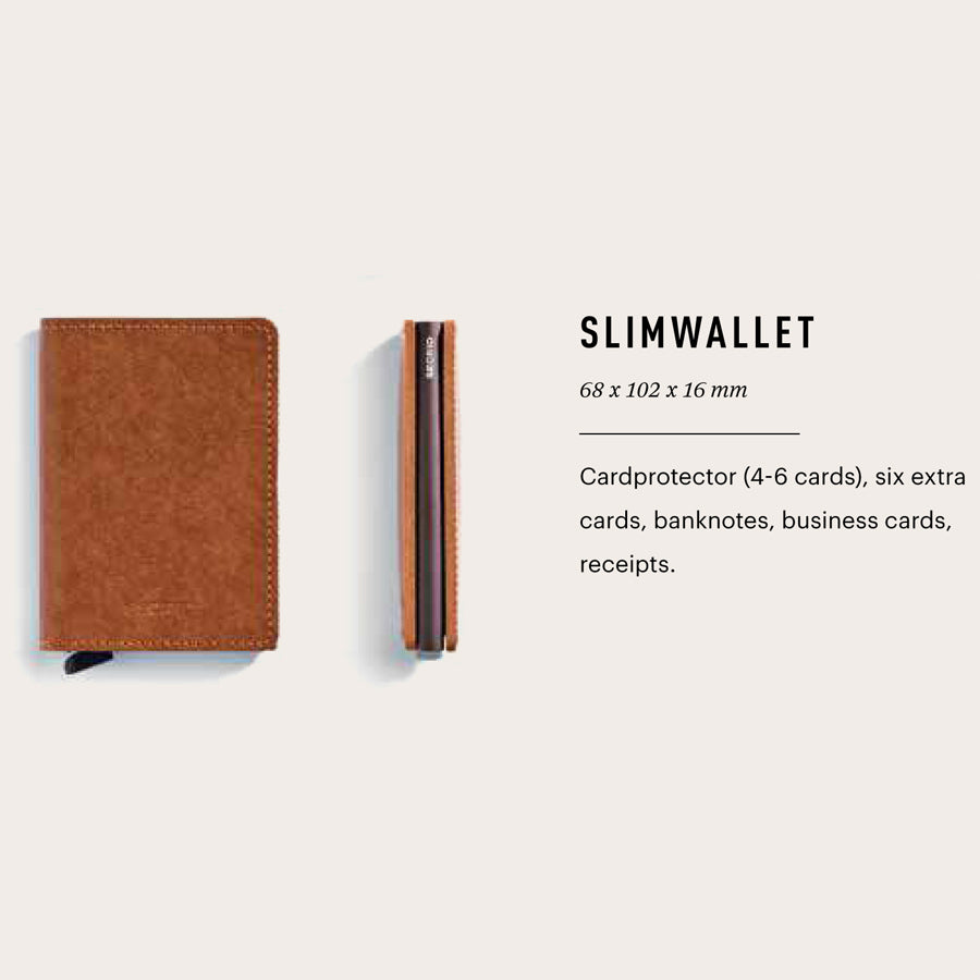 SECRID Slim Wallet Dutch Martin