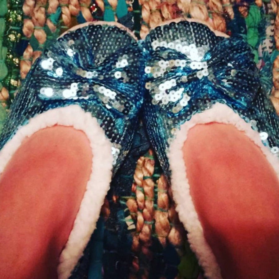 Snoozies-Slippers-Canada-Toronto-Bling