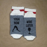 Yoga-Socks-Wine-Made-In-Canada-Toronto