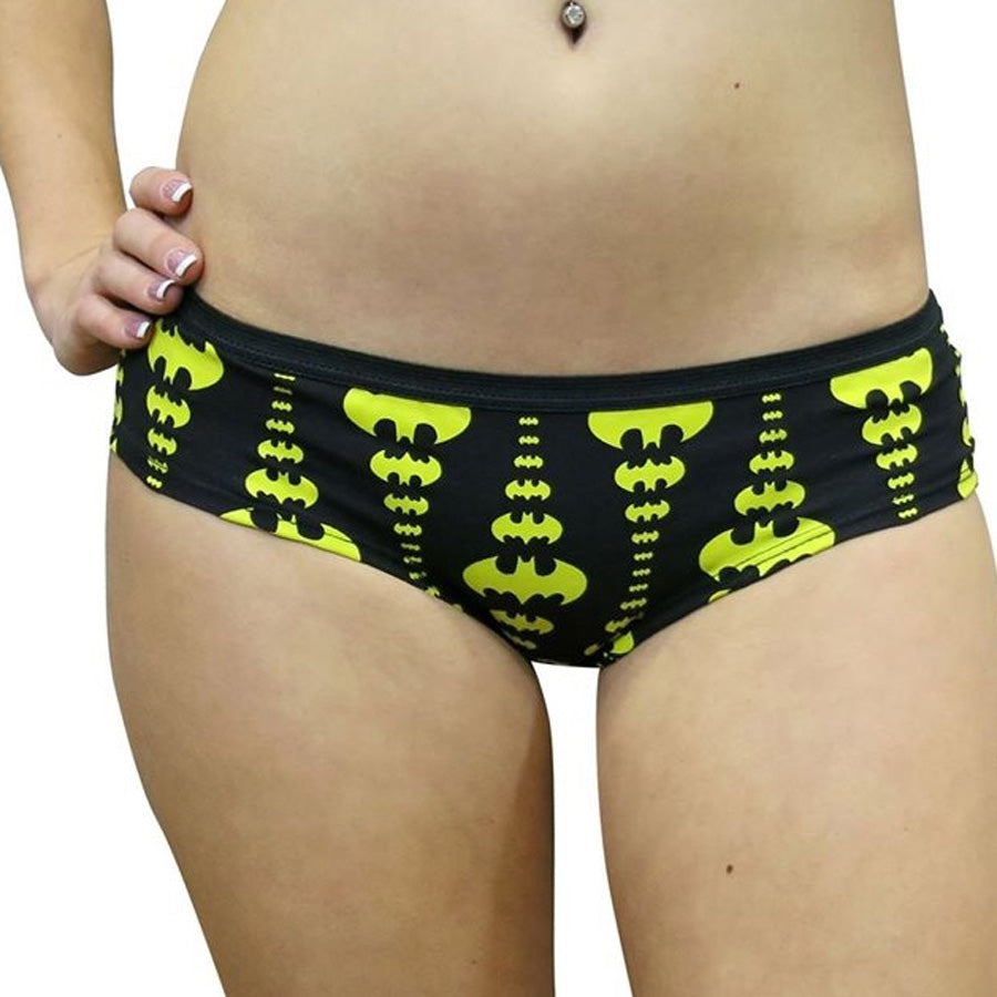 Batman Multi Bats Glow In the Dark Panty