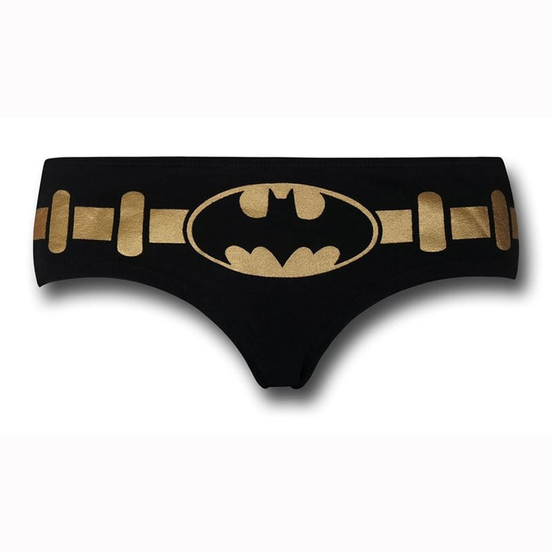 Batman Symbol Glow In The Dark Panty