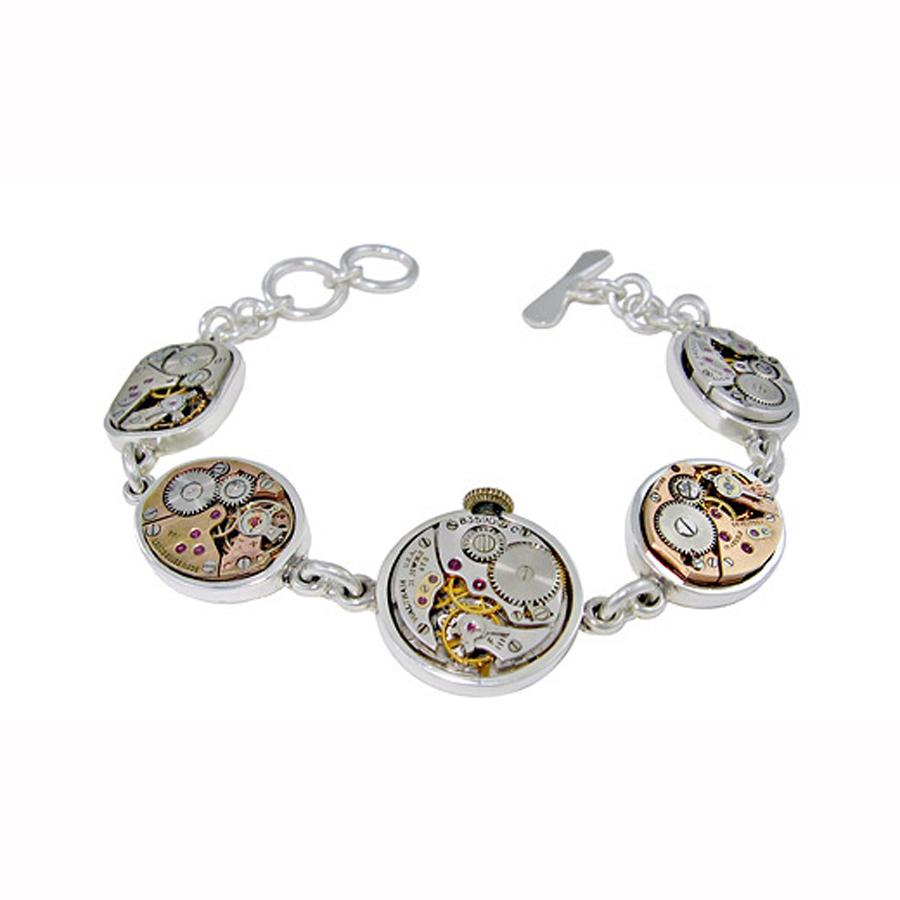Watch Movement Bracelet