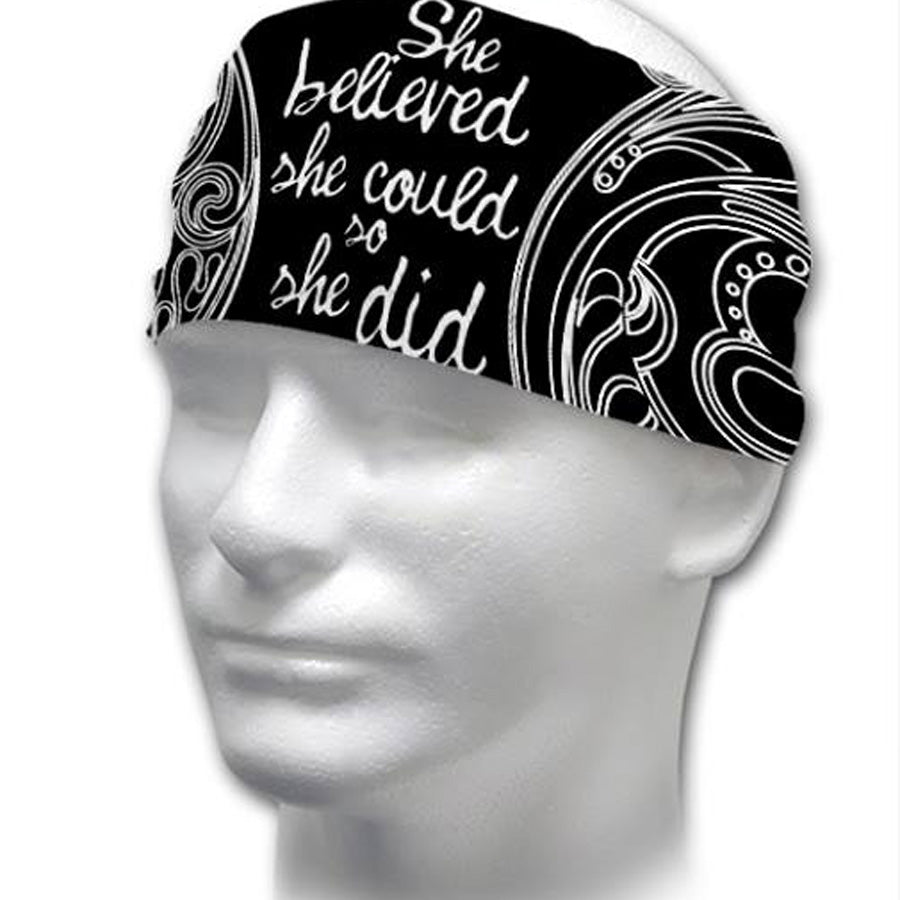 Solid Jo-jo Inspirational Head & Bodywear