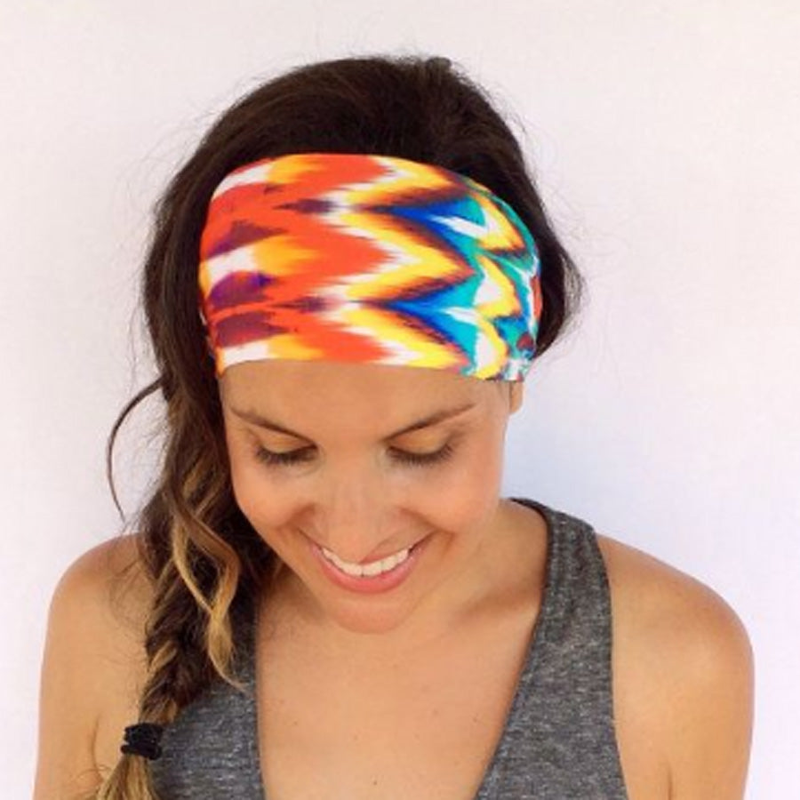 Beach Babe Fitness & Yoga Headband