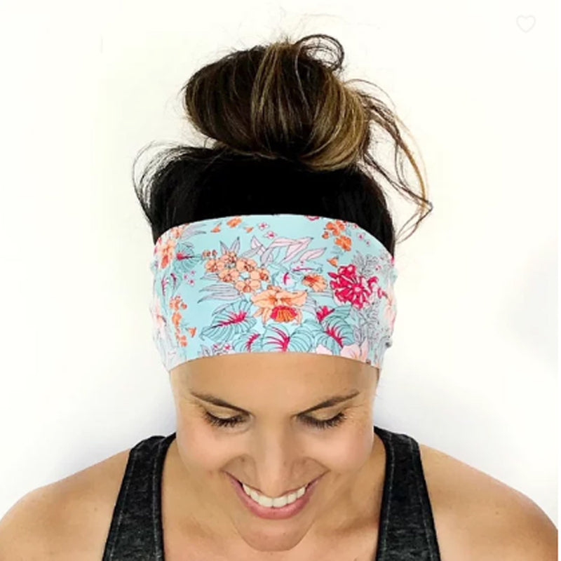 Mirage Paint Fitness & Yoga Headband