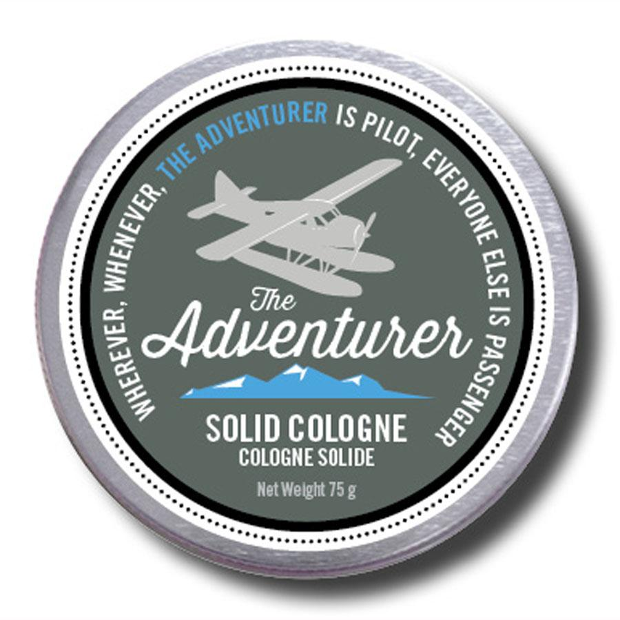 The Adventurer Men's Solid Cologne